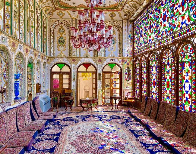 The most beautiful historic houses in Isfahan