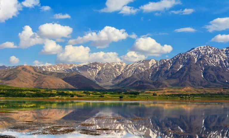 Archeologic, Historic and Natural Attractions of Choghakhor Lagoon
